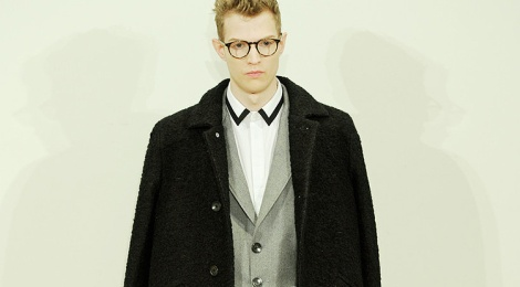 Copenhagen Fashion Week: Peter Jensen Fall/Winter 2013-14