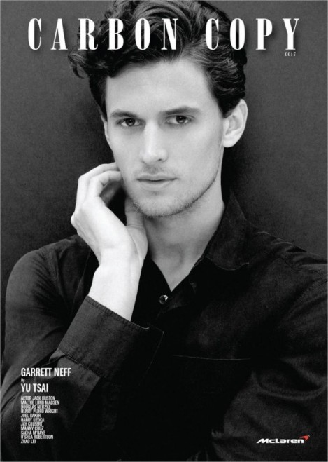 Garrett Neff by Yu Tsai - Carbon Copy May 2013 - DerriusPierreCom