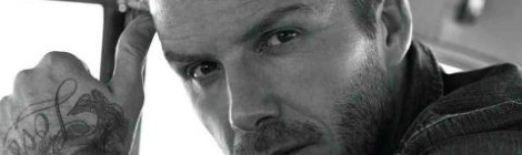 David Beckham Covers 'Man About Town' Magazine