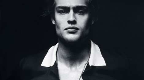 Douglas Booth by Christian Oita