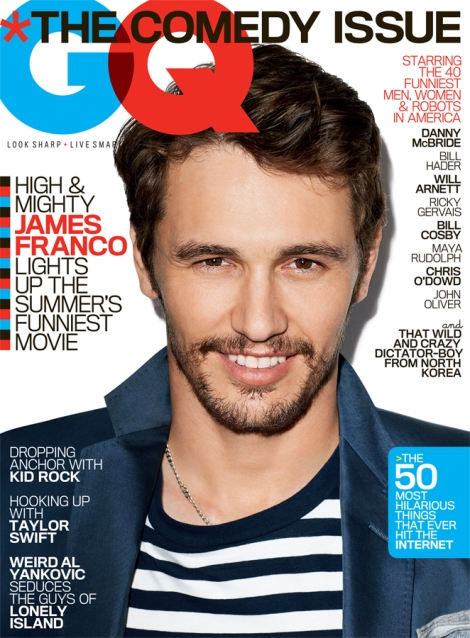 James France by Terry Richardson - GQ Magazine - DerriusPierreCom (8)
