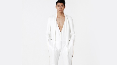 Sean Suen Spring/Summer 2013 Lookbook