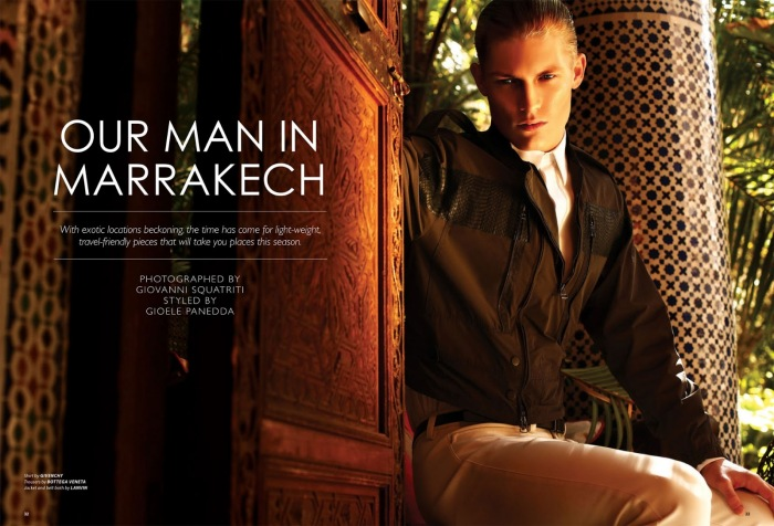 Harry Goodwins by Giovanni Squatriti - Out Man In Marrakech - Essential Homme - DerriusPierreCom (1)