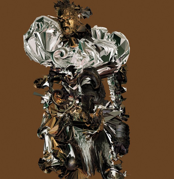 Kanye West by Nick Knight - W Magazine - DerriusPierreCom (1)