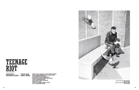 Teenage Riot by Frederike Helwig - 10 Men Magazine - DerriusPierreCom (1)