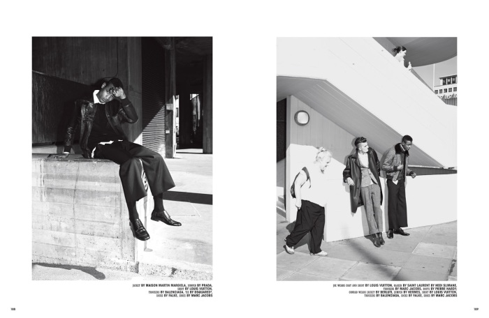 Teenage Riot by Frederike Helwig - 10 Men Magazine - DerriusPierreCom (4)