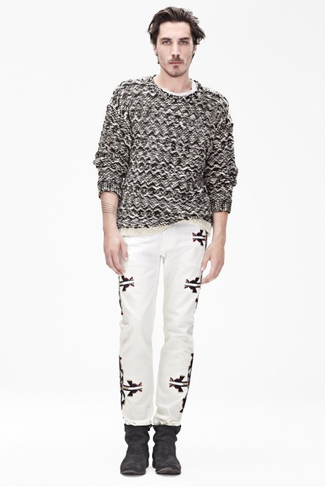 Isabel Marant For H&M FallWinter 2013 Collection Lookbook - DerriusPierreCom  (1)