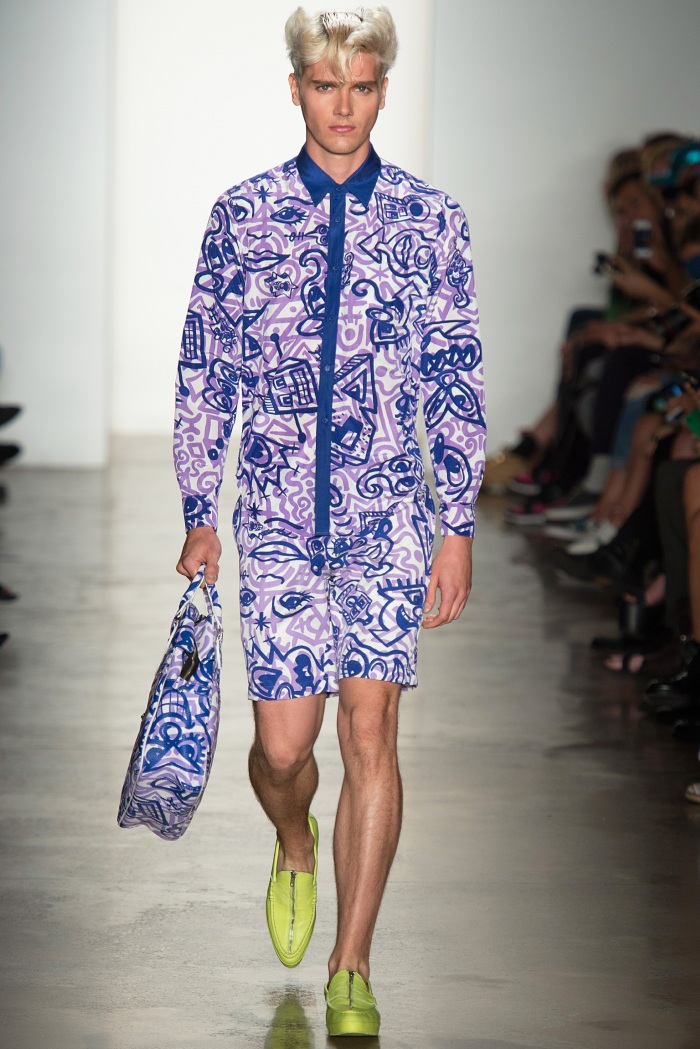 Jeremy Scott SpringSummer 2014 - New York Fashion Week - DerriusPierreCom  (10)