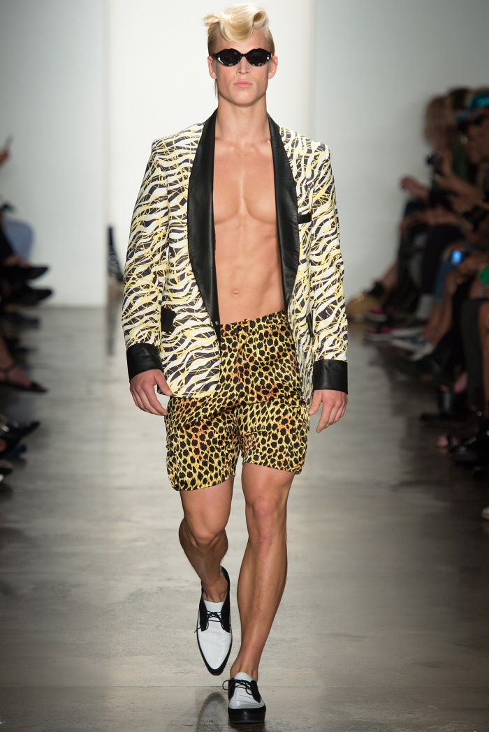 Jeremy Scott SpringSummer 2014 - New York Fashion Week - DerriusPierreCom  (11)