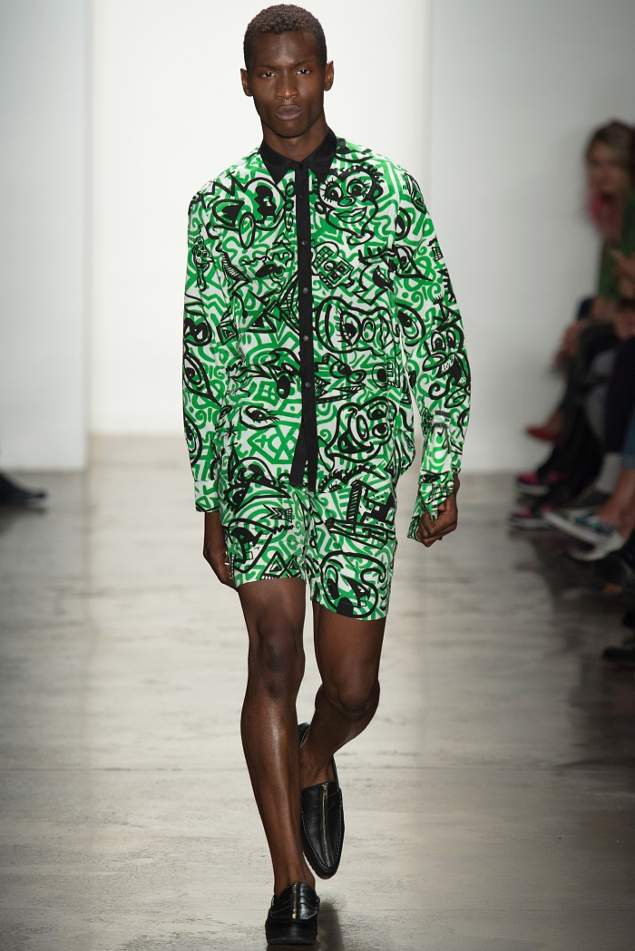 Jeremy Scott SpringSummer 2014 - New York Fashion Week - DerriusPierreCom  (13)