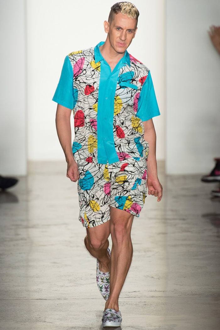 Jeremy Scott SpringSummer 2014 - New York Fashion Week - DerriusPierreCom  (16)