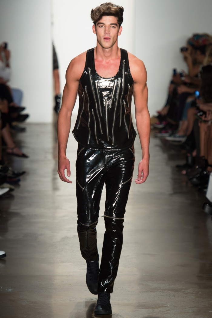 Jeremy Scott SpringSummer 2014 - New York Fashion Week - DerriusPierreCom  (2)