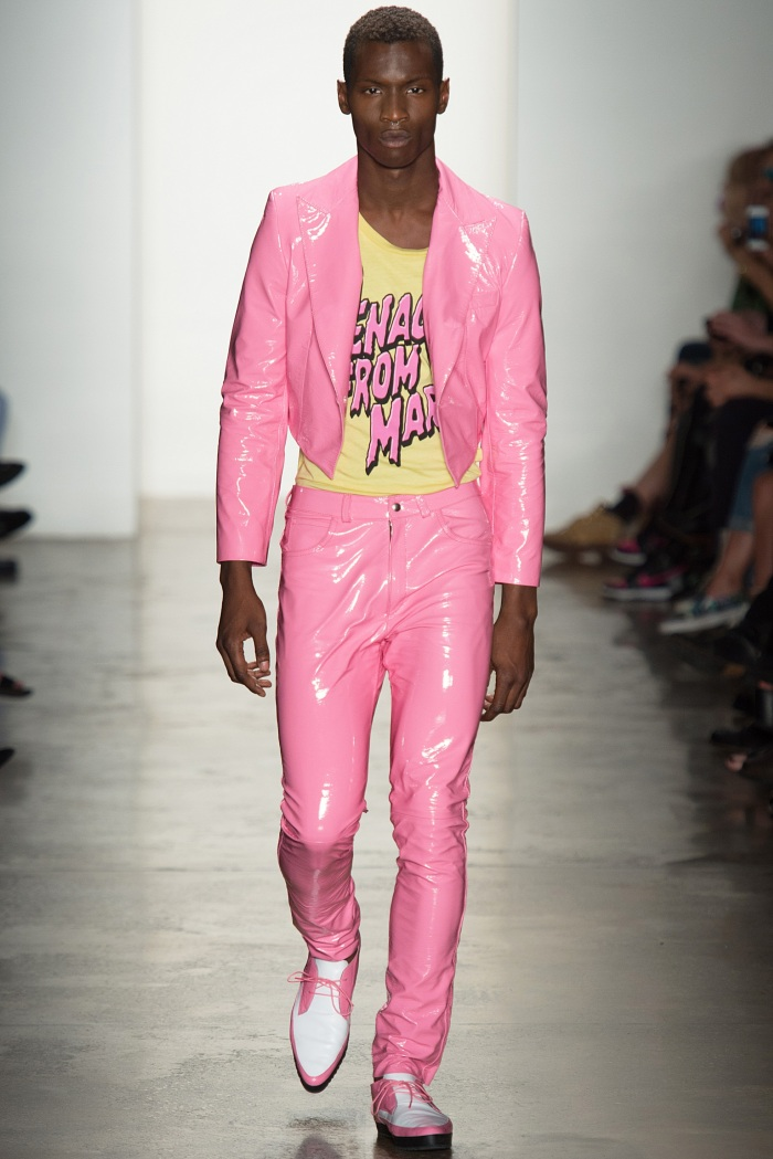 Jeremy Scott SpringSummer 2014 - New York Fashion Week - DerriusPierreCom  (4)