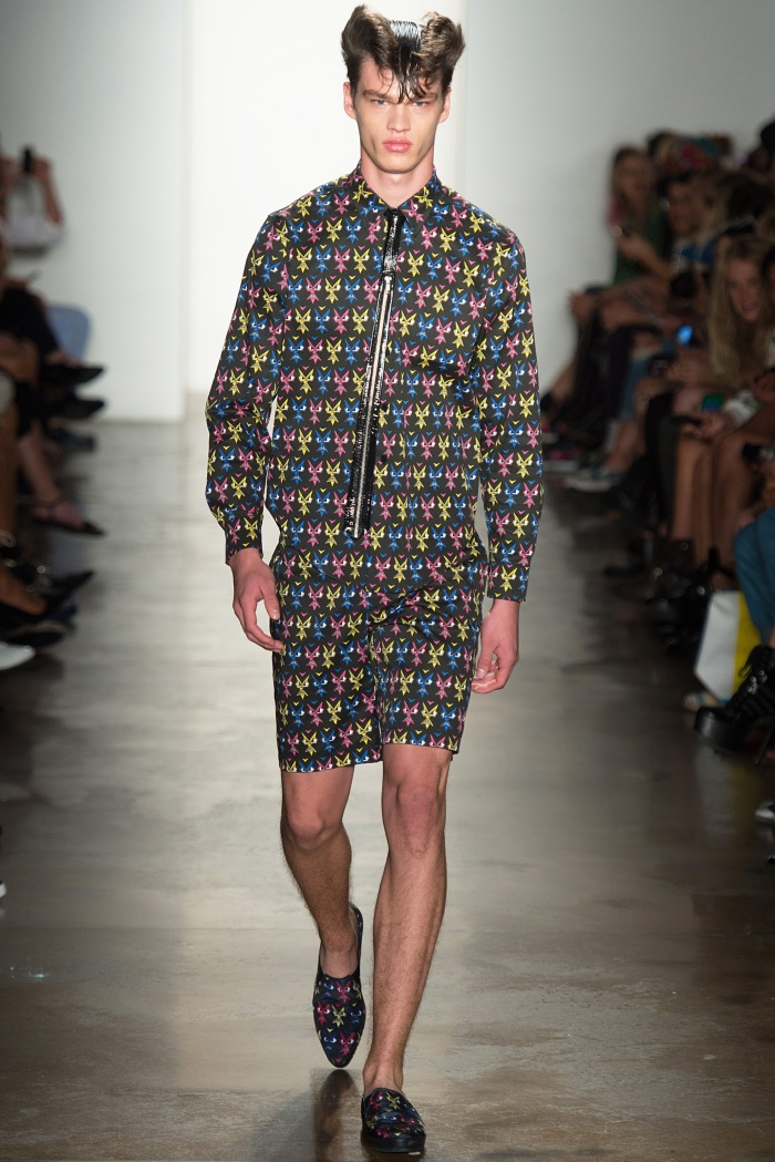 Jeremy Scott SpringSummer 2014 - New York Fashion Week - DerriusPierreCom  (5)