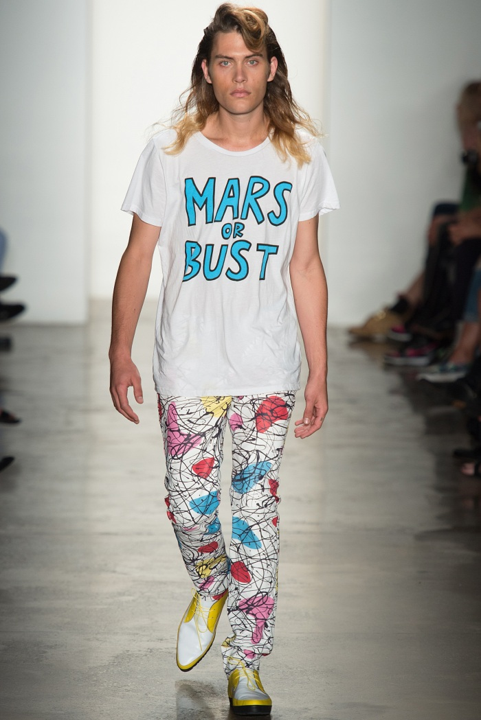 Jeremy Scott SpringSummer 2014 - New York Fashion Week - DerriusPierreCom  (6)