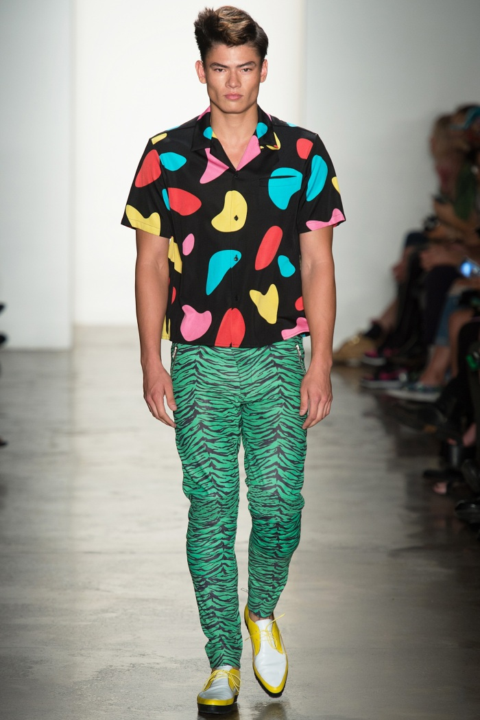 Jeremy Scott SpringSummer 2014 - New York Fashion Week - DerriusPierreCom  (7)