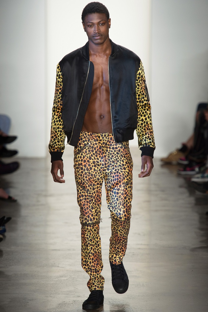 Jeremy Scott SpringSummer 2014 - New York Fashion Week - DerriusPierreCom  (8)