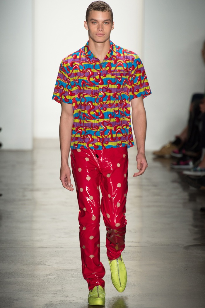Jeremy Scott SpringSummer 2014 - New York Fashion Week - DerriusPierreCom  (9)