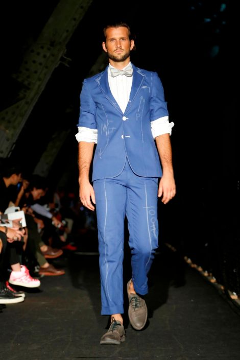 Marlon Gobel SpringSummer 2014 - New York Fashion Week - DerriusPierreCom (1)