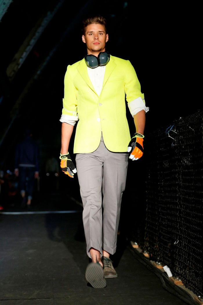 Marlon Gobel SpringSummer 2014 - New York Fashion Week - DerriusPierreCom (10)