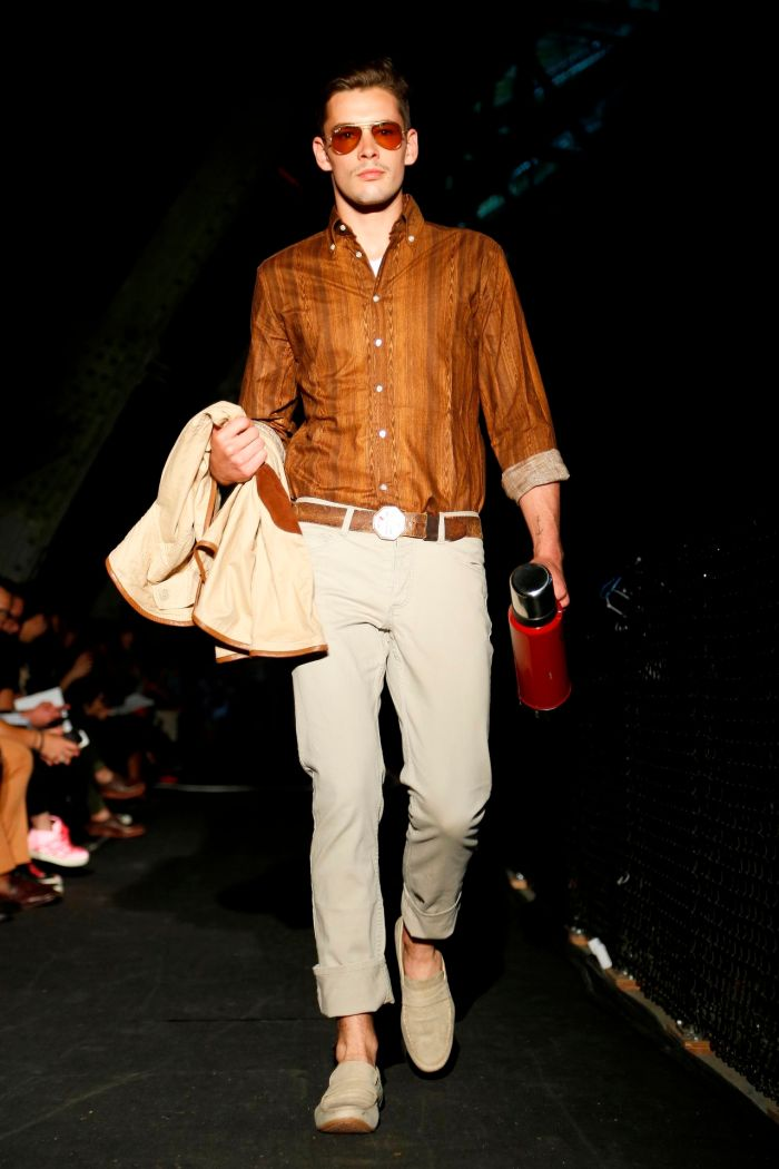 Marlon Gobel SpringSummer 2014 - New York Fashion Week - DerriusPierreCom (13)