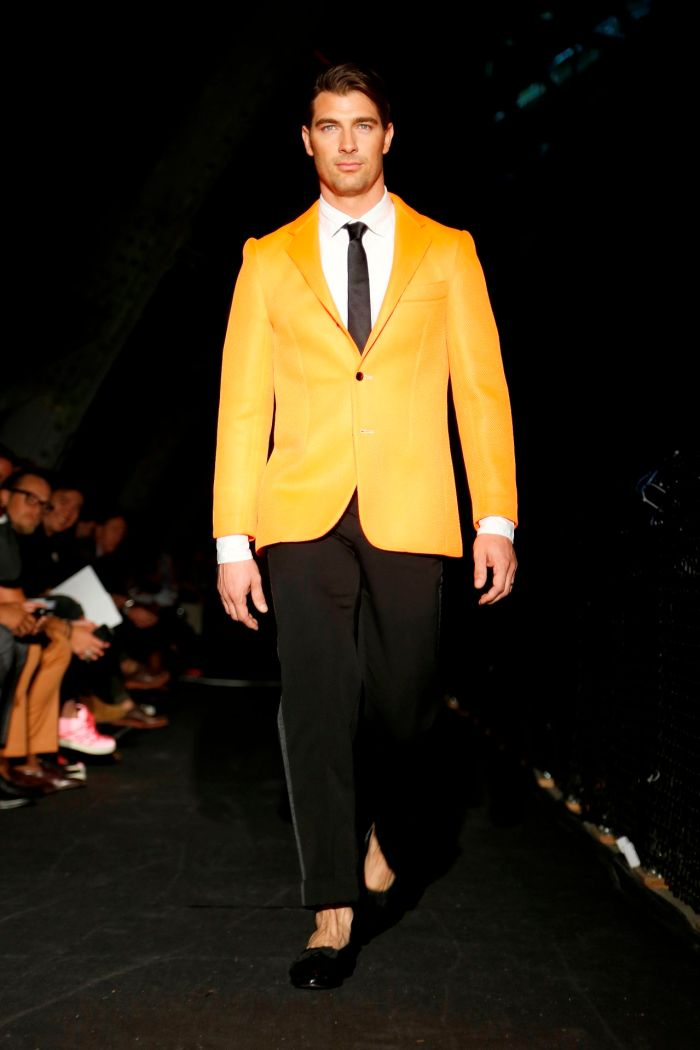 Marlon Gobel SpringSummer 2014 - New York Fashion Week - DerriusPierreCom (16)