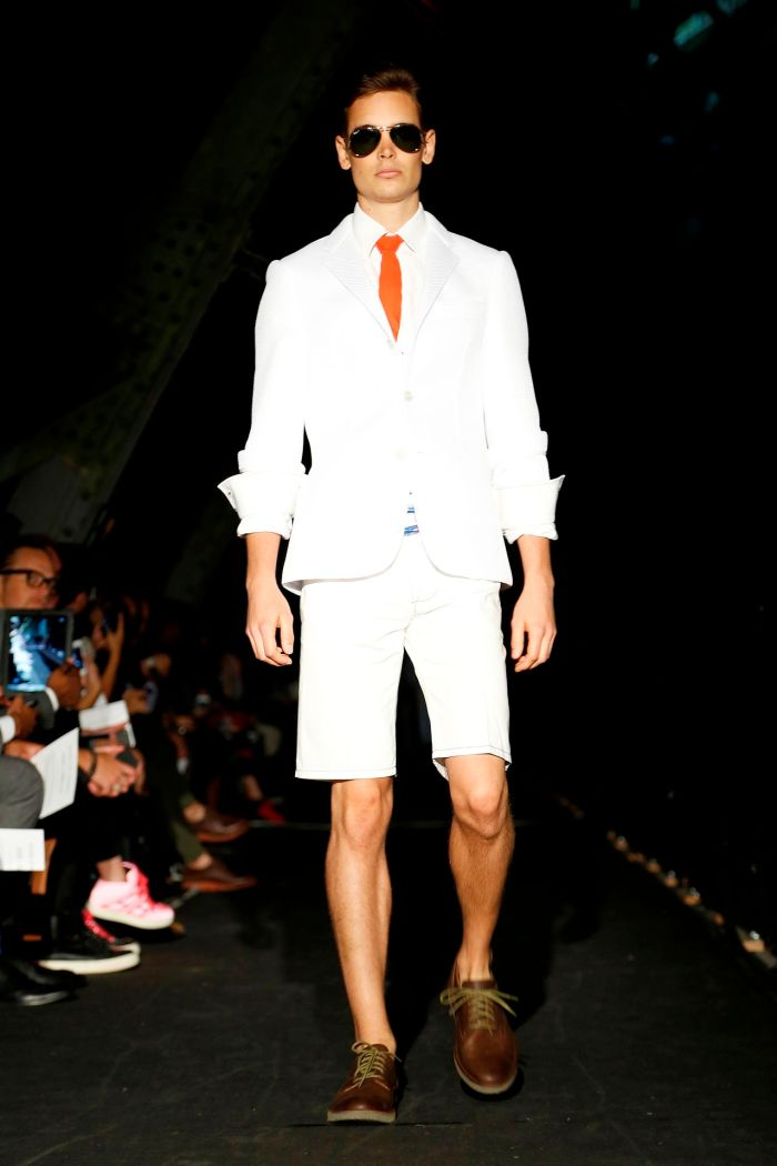 Marlon Gobel SpringSummer 2014 - New York Fashion Week - DerriusPierreCom (2)