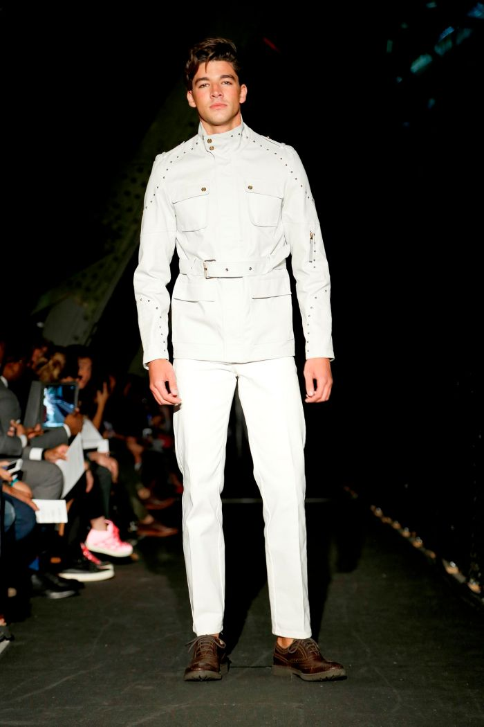 Marlon Gobel SpringSummer 2014 - New York Fashion Week - DerriusPierreCom (3)