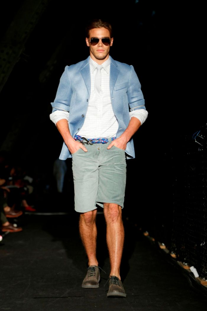 Marlon Gobel SpringSummer 2014 - New York Fashion Week - DerriusPierreCom (4)