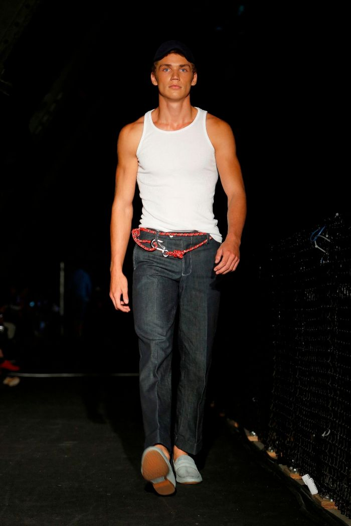 Marlon Gobel SpringSummer 2014 - New York Fashion Week - DerriusPierreCom (6)