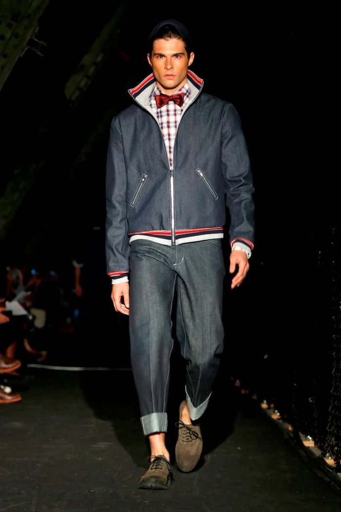 Marlon Gobel SpringSummer 2014 - New York Fashion Week - DerriusPierreCom (9)