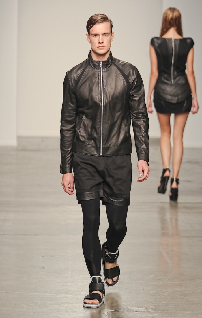 Skingraft SpringSummer 2014 - New York Fashion Week - DerriusPierreCom (6)