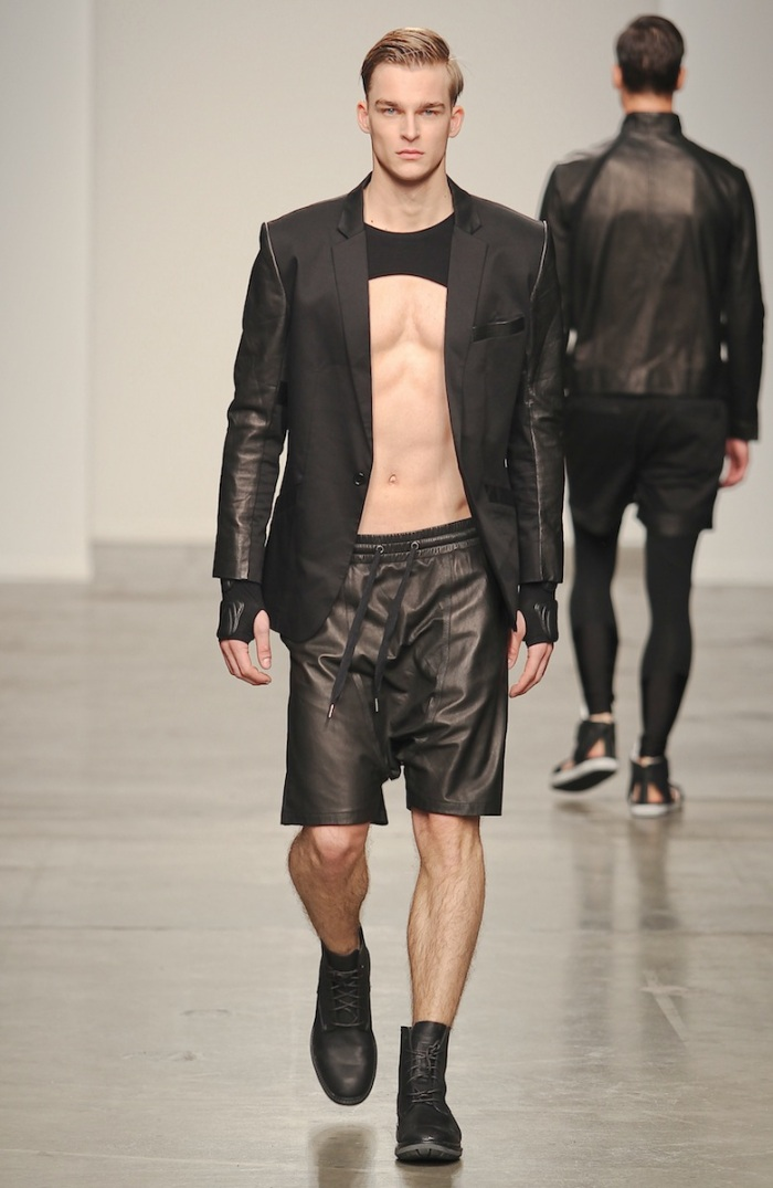 Skingraft SpringSummer 2014 - New York Fashion Week - DerriusPierreCom (7)