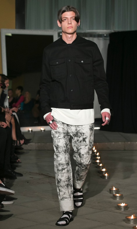 The Local Firm SpringSummer 2014 - Stockholm Fashion Week - DerriusPierreCom (1)