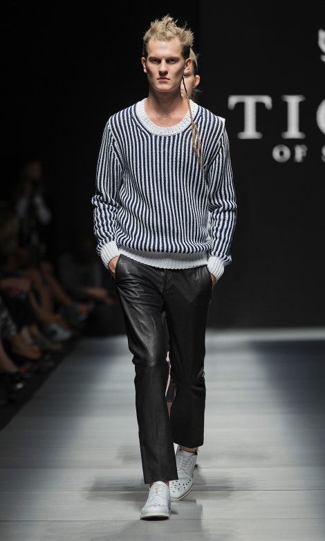 Tiger of Sweden SpringSummer 2014 Collection - Stockholm Fashion Week - DerriusPierreCom (2)
