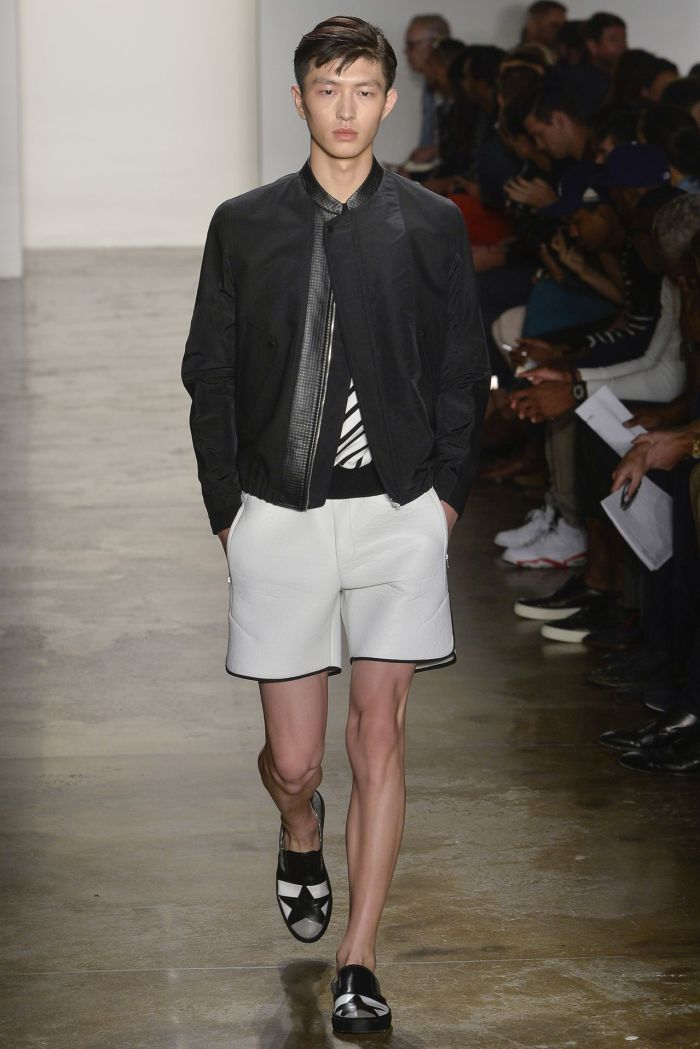 Tim Coppens SpringSummer 2014 - New York Fashion Week- DerriusPierreCom006
