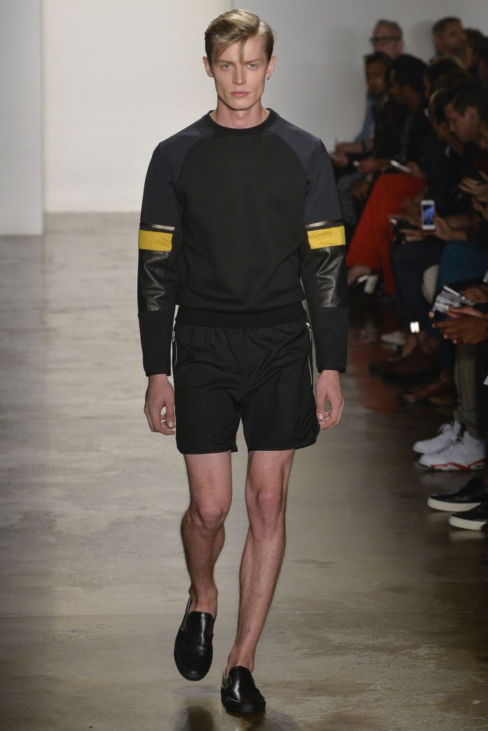 Tim Coppens SpringSummer 2014 - New York Fashion Week- DerriusPierreCom010