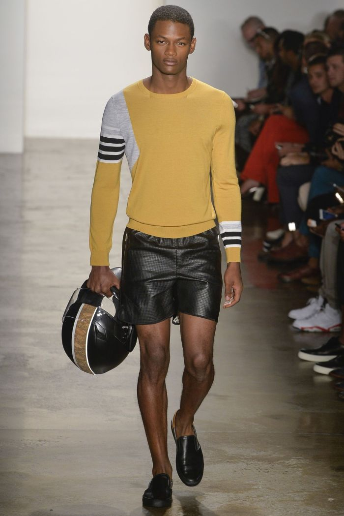 Tim Coppens SpringSummer 2014 - New York Fashion Week- DerriusPierreCom011