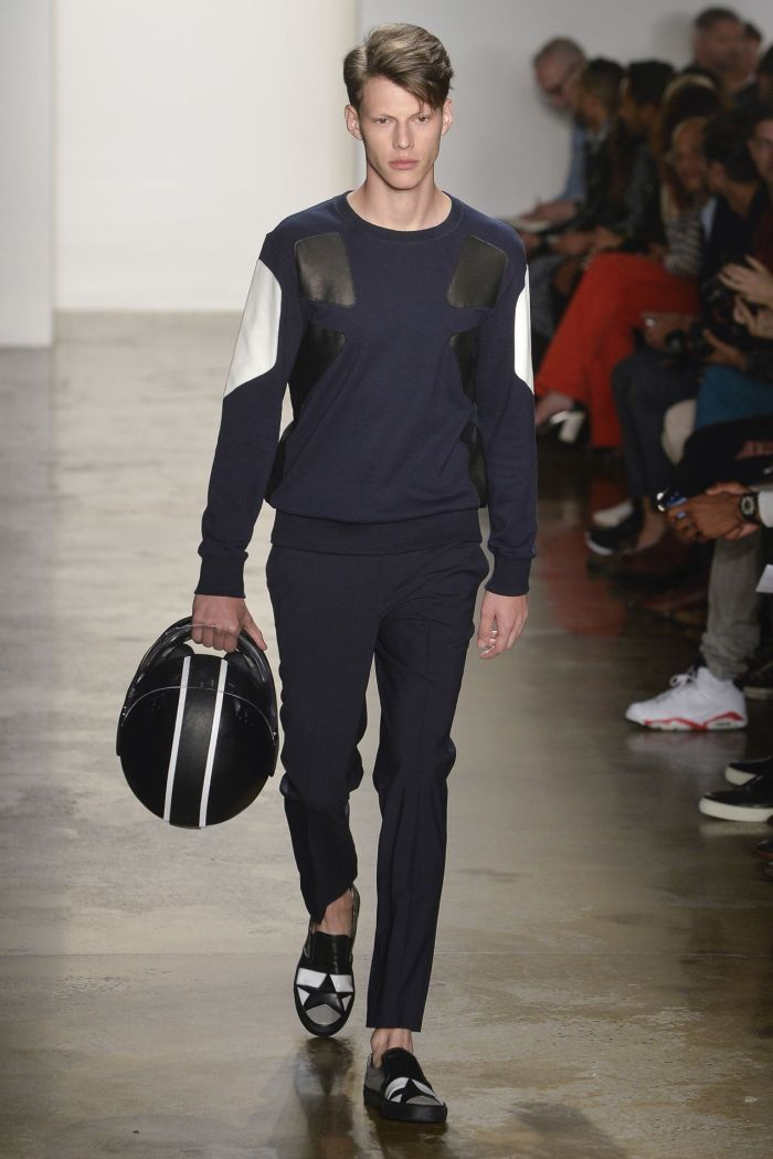 Tim Coppens SpringSummer 2014 - New York Fashion Week- DerriusPierreCom019