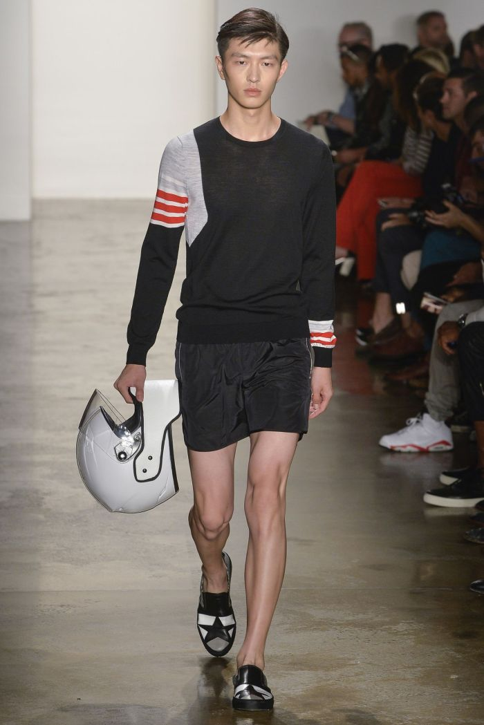 Tim Coppens SpringSummer 2014 - New York Fashion Week- DerriusPierreCom022