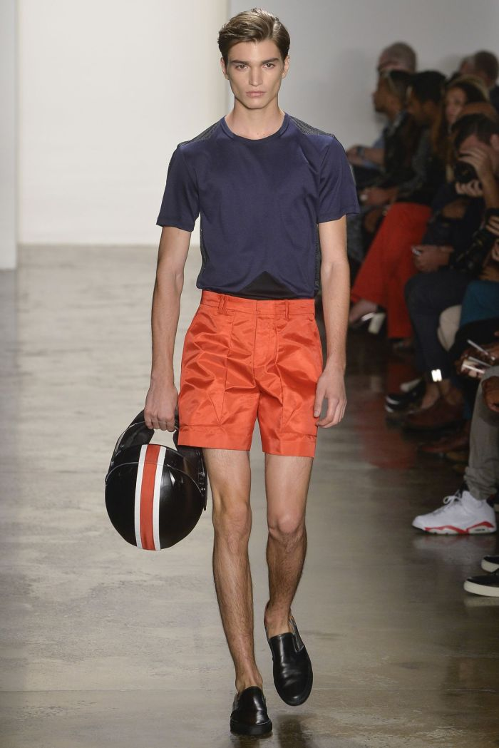 Tim Coppens SpringSummer 2014 - New York Fashion Week- DerriusPierreCom023