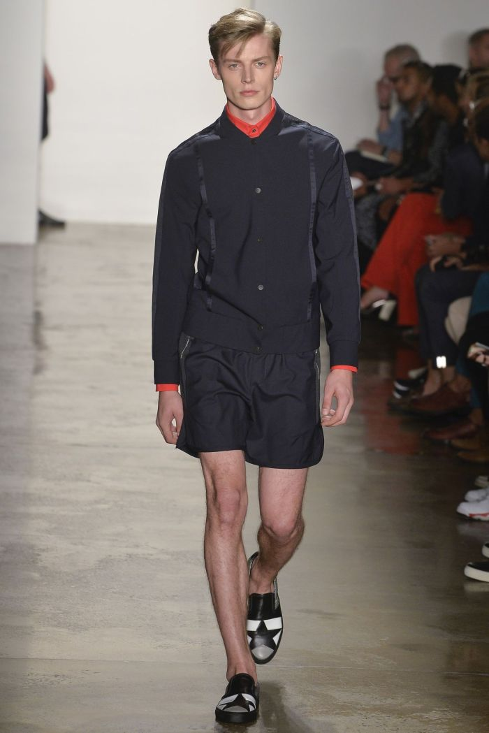 Tim Coppens SpringSummer 2014 - New York Fashion Week- DerriusPierreCom024