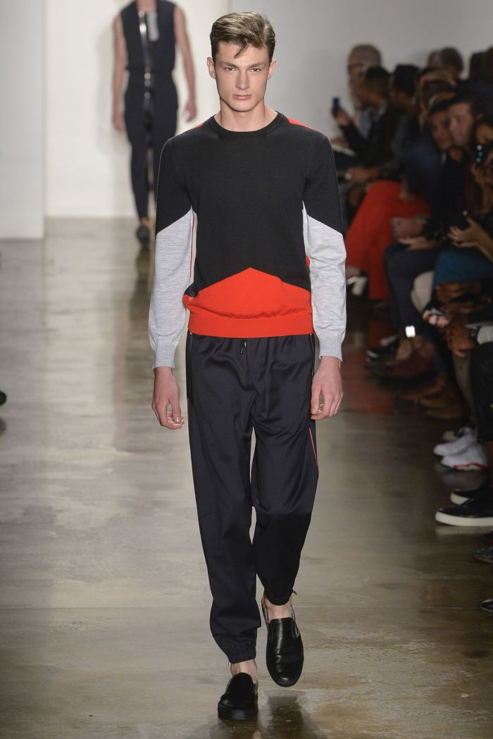 Tim Coppens SpringSummer 2014 - New York Fashion Week- DerriusPierreCom025