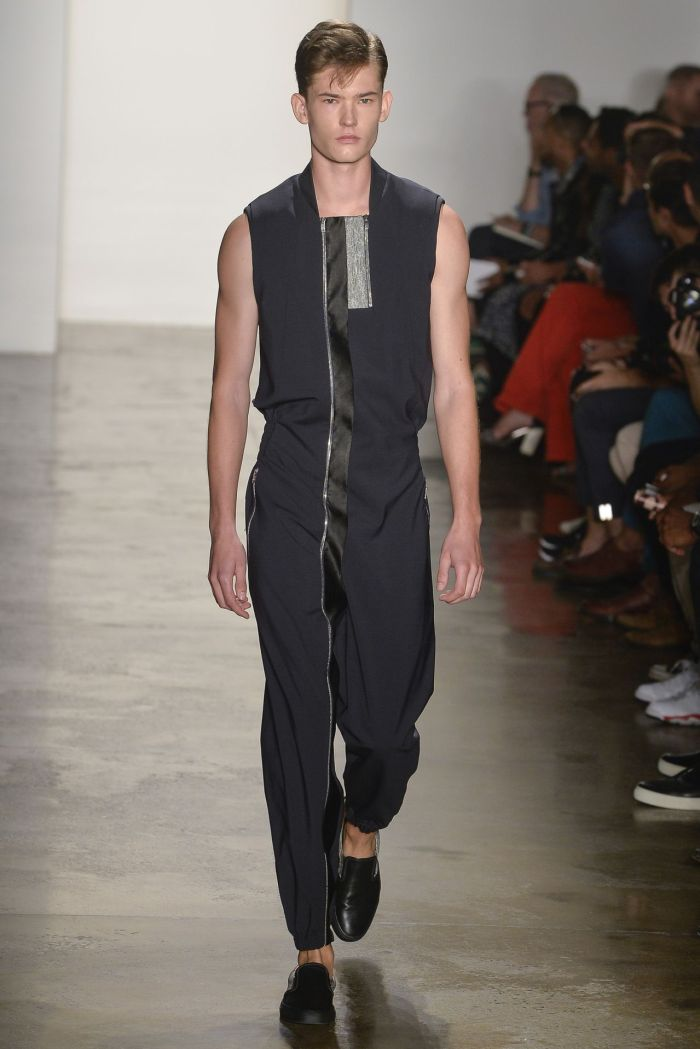 Tim Coppens SpringSummer 2014 - New York Fashion Week- DerriusPierreCom026