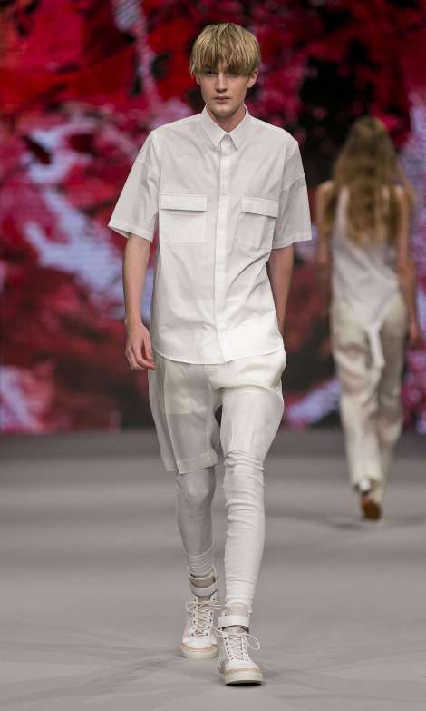 WhyRed SpringSummer 2014 Collection - Stockholm Fashion Week - DerriusPierreCom (1)