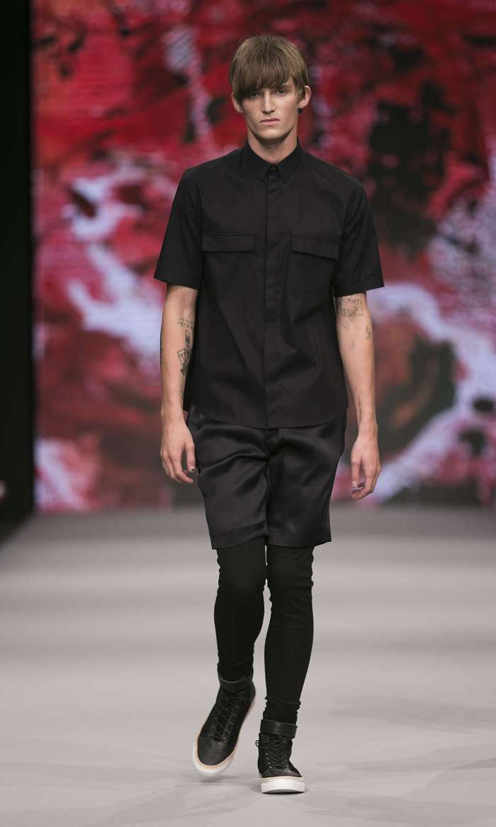 WhyRed SpringSummer 2014 Collection - Stockholm Fashion Week - DerriusPierreCom (4)