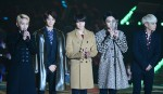 SHINee Wears Burberry Prorsum FallWinter 2013 During The 2013 MelOn Music Awards - DerriusPierreCom